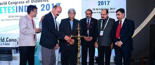7th World Congress Of Diabetes India 2017 Creates History.