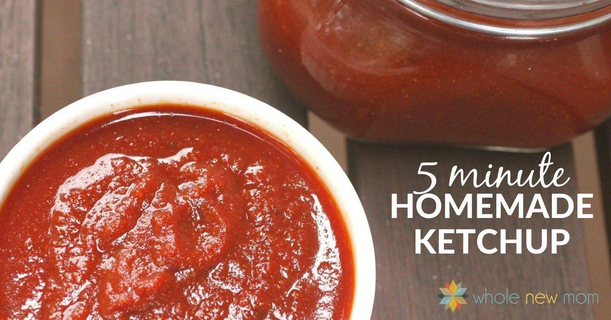 Diabetic Tomato Ketchup