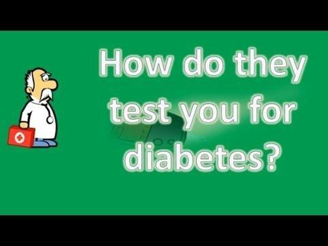Can You Diagnose Diabetes With Finger Prick Test?