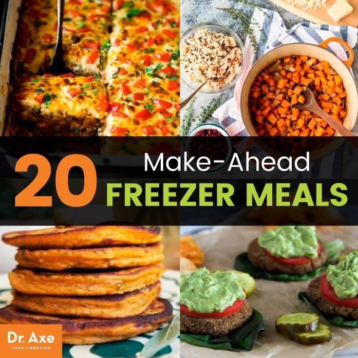20 Make-ahead Freezer Meals That Are Delicious, Healthy & Cheap (!)