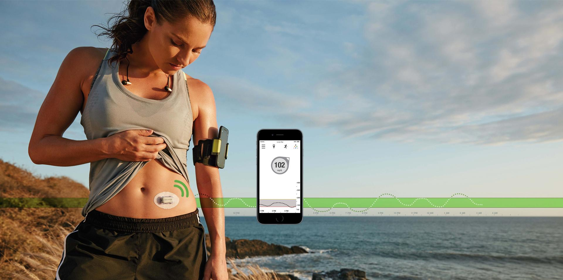 Continuous Glucose Monitoring For The Iphone Generation?