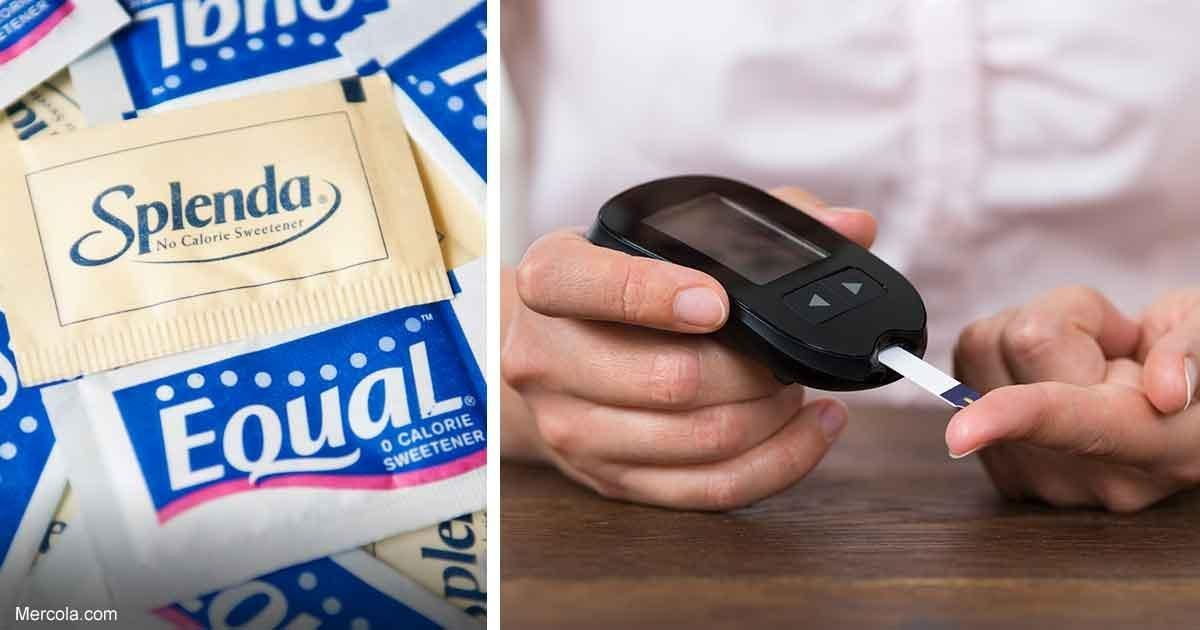 New Study Shows Artificial Sweeteners Can Lead to Diabetes