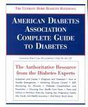 American Diabetes Association Books
