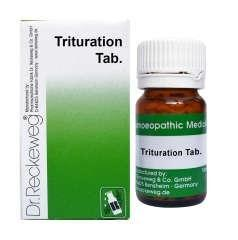 Dr. Reckeweg Insulin Trituration Tablet 10x Bottle Of 20 Gm Trituration Tablet - Mednear.com