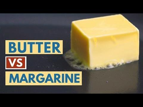 Diabetes Butter Or Margarine
