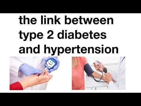 What Is The Link Between Diabetes And Hypertension?