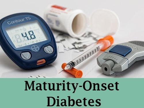 Maturity-Onset Diabetes of the Young (MODY)