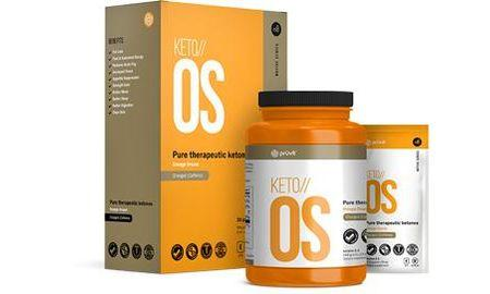 Ketone Supplement Pruvit