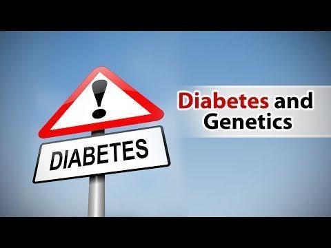 Which Diabetes Is Genetic
