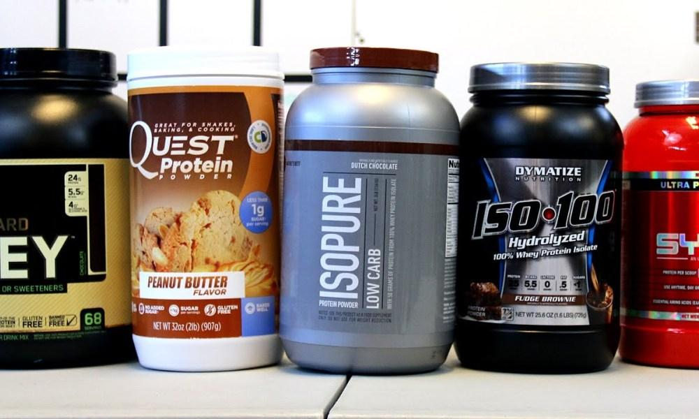 Top 5 Best Ketogenic Protein Powders & Low Carb Protein Powders