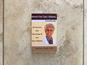Type 2 Diabetes Book-reverse Your Type 2 Diabetes Scientifically
