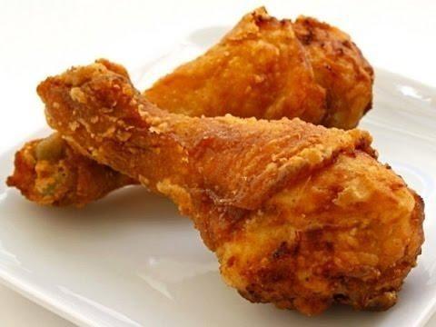 Pressure Fried Chicken Gizzards