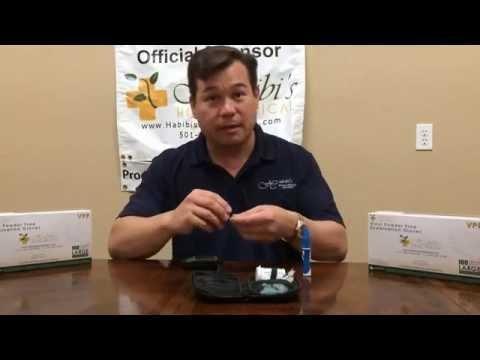 Talking Glucose Meter For The Blind Diabetestalk Net