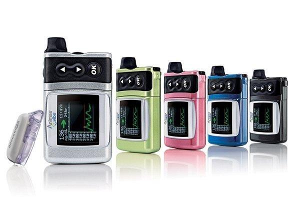 The Animas® Vibe® Insulin Pump & Cgm System