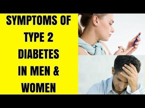 Type 2 Diabetes Symptoms In Women