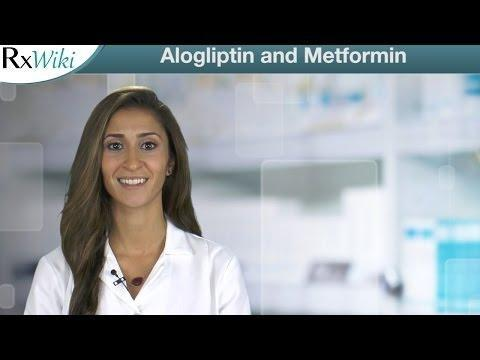 Alogliptin And Metformin (oral Route)