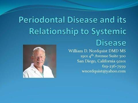 The Relationship Between Periodontal Disease And Diabetes Mellitus
