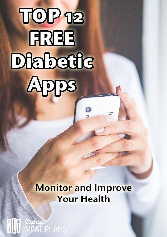 Top 12 Free Diabetic Apps