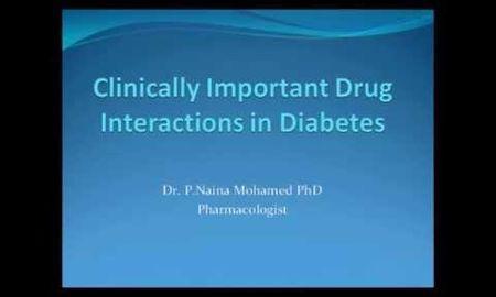 Metformin Drug Interactions