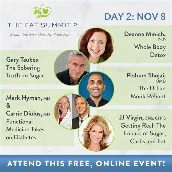 Nutrition Journalist Gary Taubes On Weight Gain And Loss