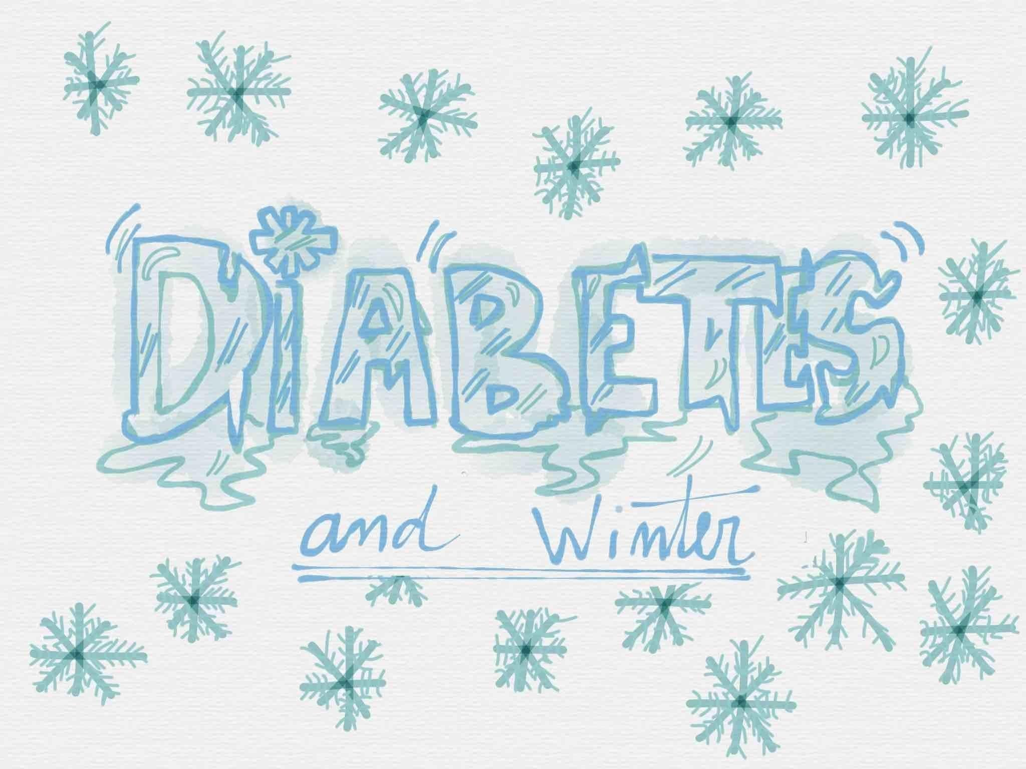 Diabetes And Cold Weather: When Winter Knocks On Your Door