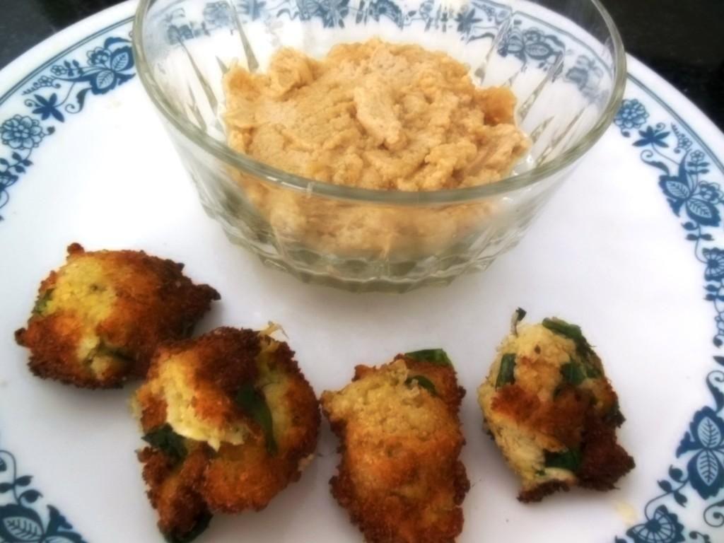 Diabetic Falafel Recipe