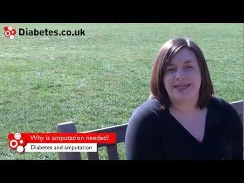 Diabetes Medication Amputation