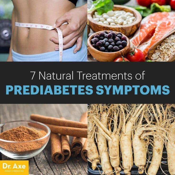 7 Natural Treatments Of Prediabetes Symptoms