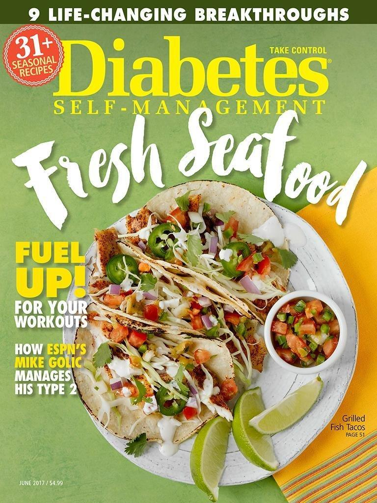 Diabetes Self-management Magazine Review