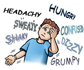 Low Blood Sugar Cravings