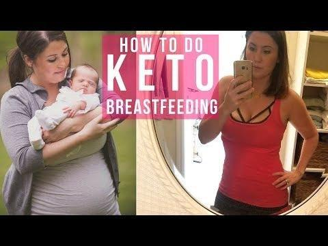 I Am Breastfeeding My Baby And I Want To Lose Weight. Is A Low Carbohydrate Diet Safe For A Breastfeeding Mother?
