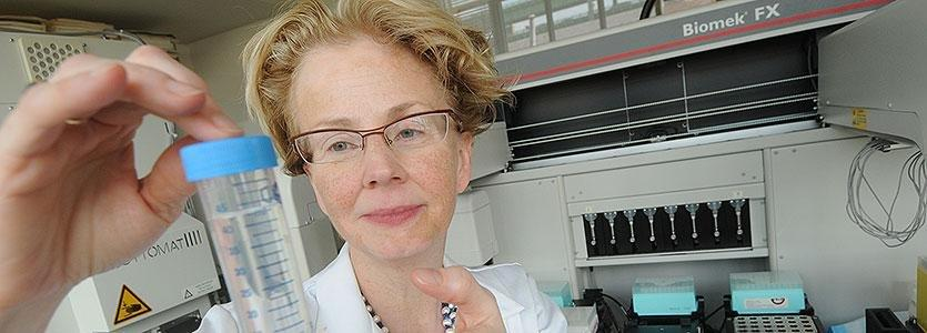 MGH Researcher's Diabetes Quest Takes Big Step