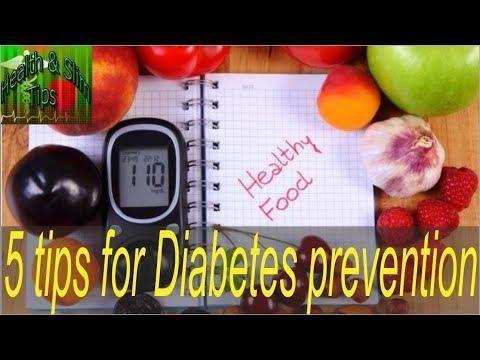 Diabetes Prevention Tips