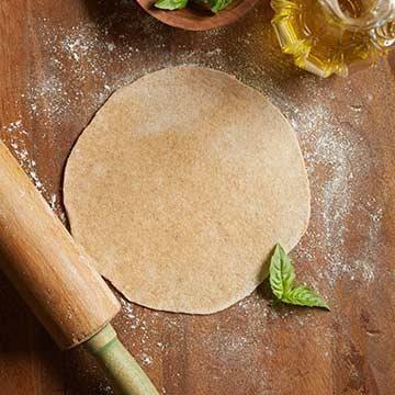 Whole Wheat Pizza Crust For Diabetics