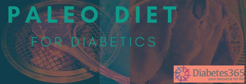 Paleo Diet For Diabetes