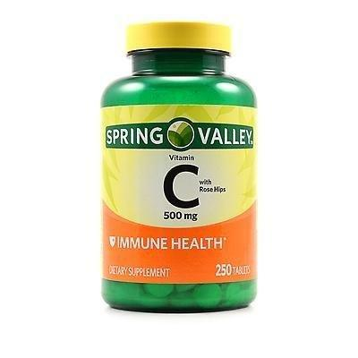 Spring Valley Vitamin C Review