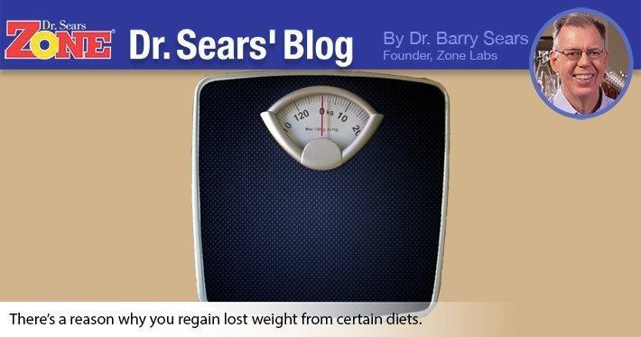 Harvard Study Finds Regained Weight On Atkins Diet