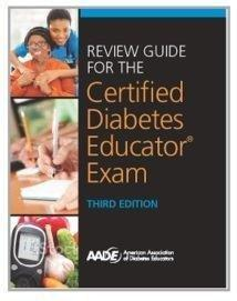 Aade Review Guide For The Certified Diabetes Educator Exam - 4th Edition