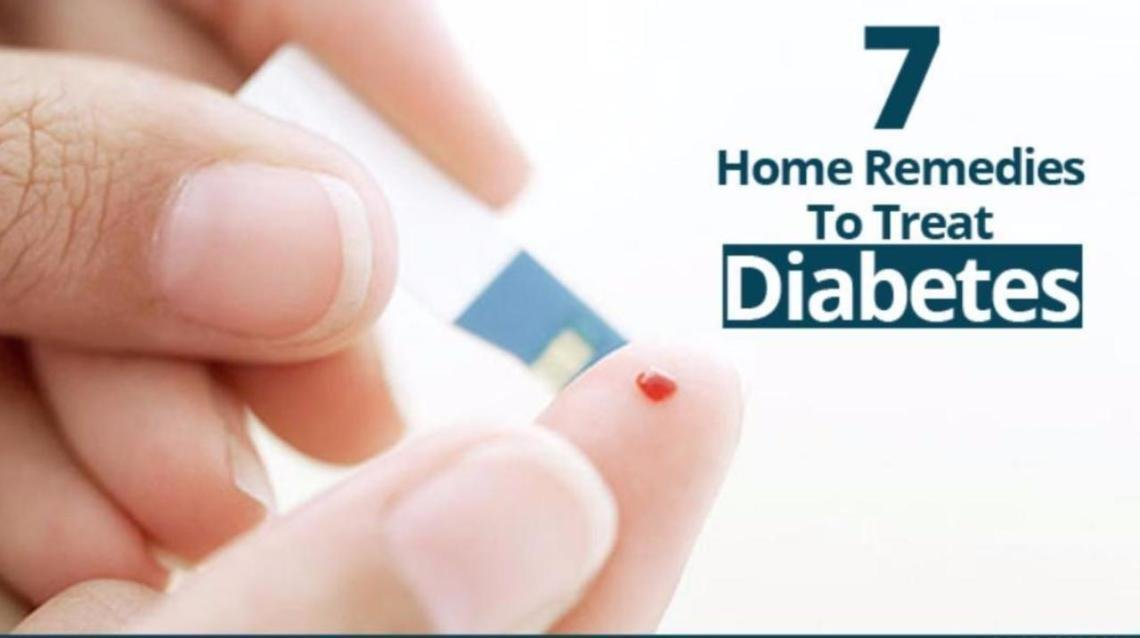 7 Home Remedies To Manage Diabetes