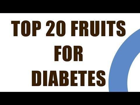 Which Fruits Can Diabetics Eat?