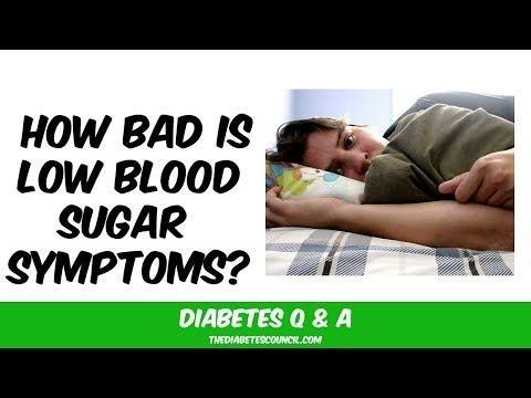 Why Do Blood Sugar Levels Drop At Night