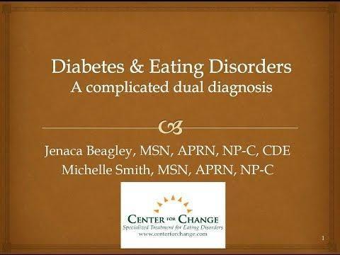Diabetes Eating Disorder Treatment Center