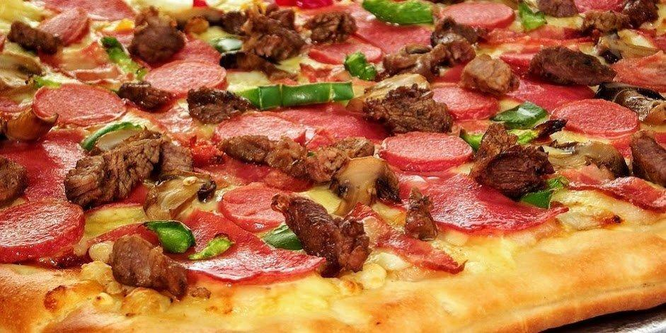 Diabetic Heart Healthy Pizza