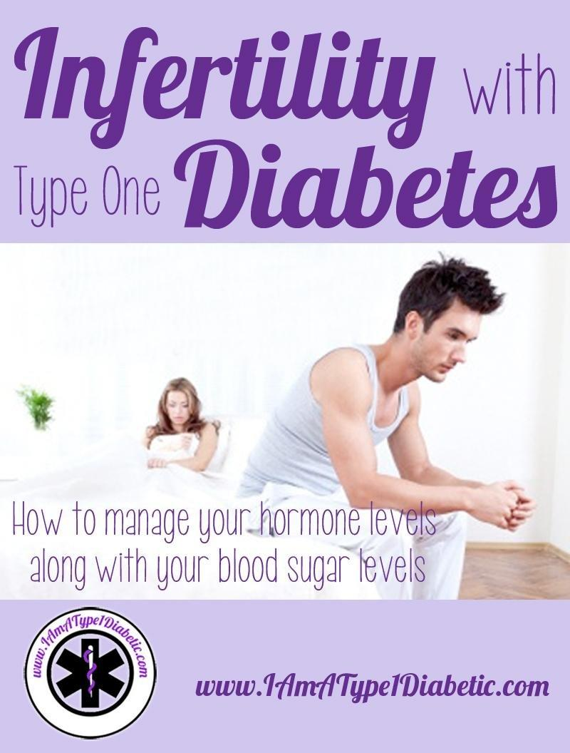 Infertility With Type 1 Diabetes