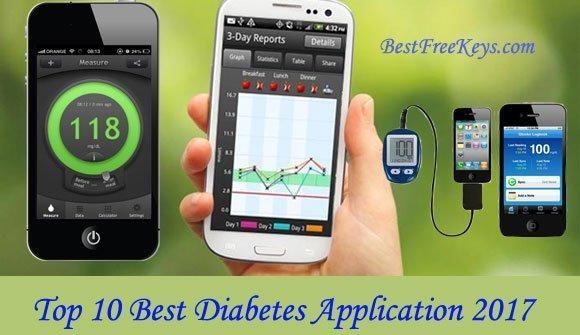 Best Diabetes App 2017