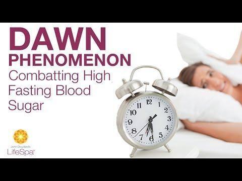 Somogyi Phenomenon Vs Dawn Phenomenon