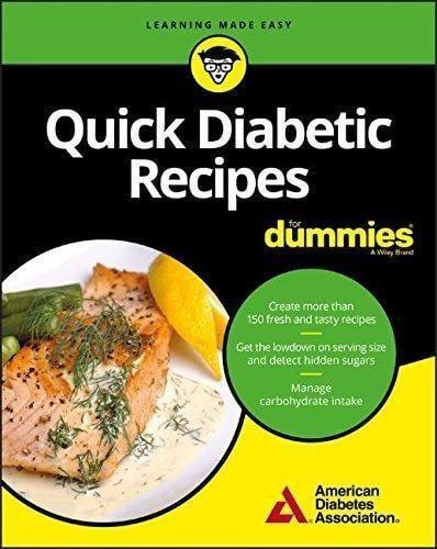 Diabetes Cookbook For Dummies Pdf