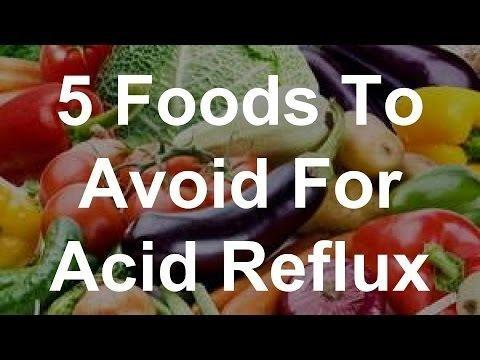 Foods That Cause Acidosis