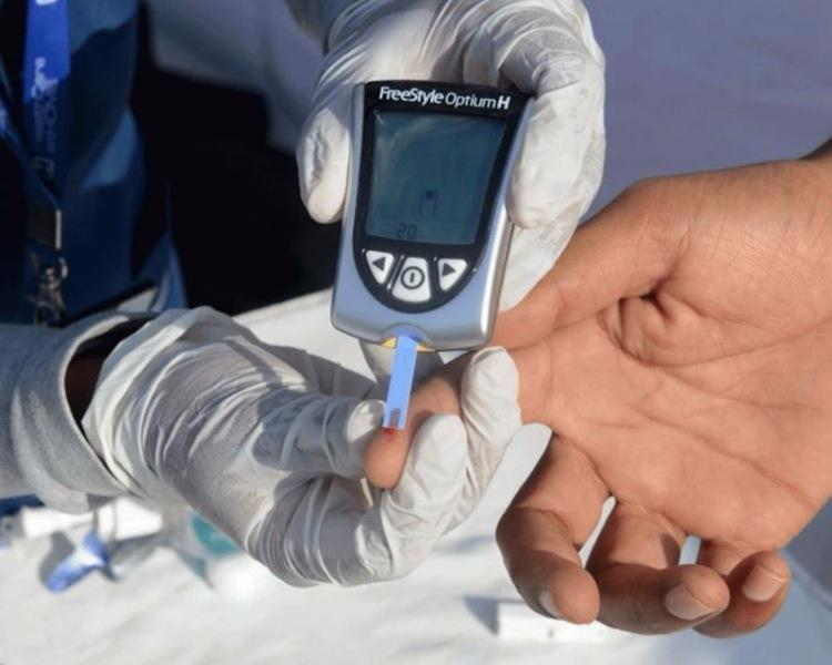 Diabetes has 'quadrupled' around world in about 30 years, says WHO
