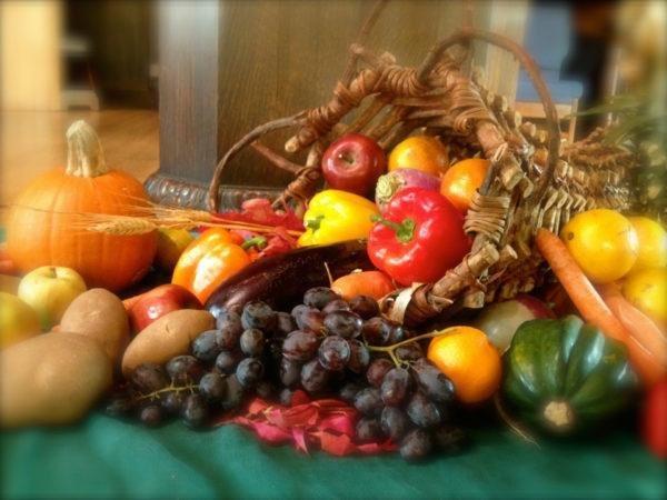 Low Carb Plant Based Vegetarian Diabetic Thanksgiving